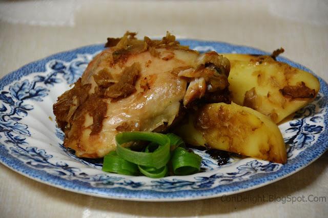 עוף בתנור בקלות easy baked chicken