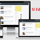 Si Edit v3 [2017] Fast Responsive Blogger Template Download
