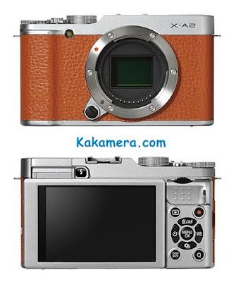 Harga Kamera Fujifilm X-A2