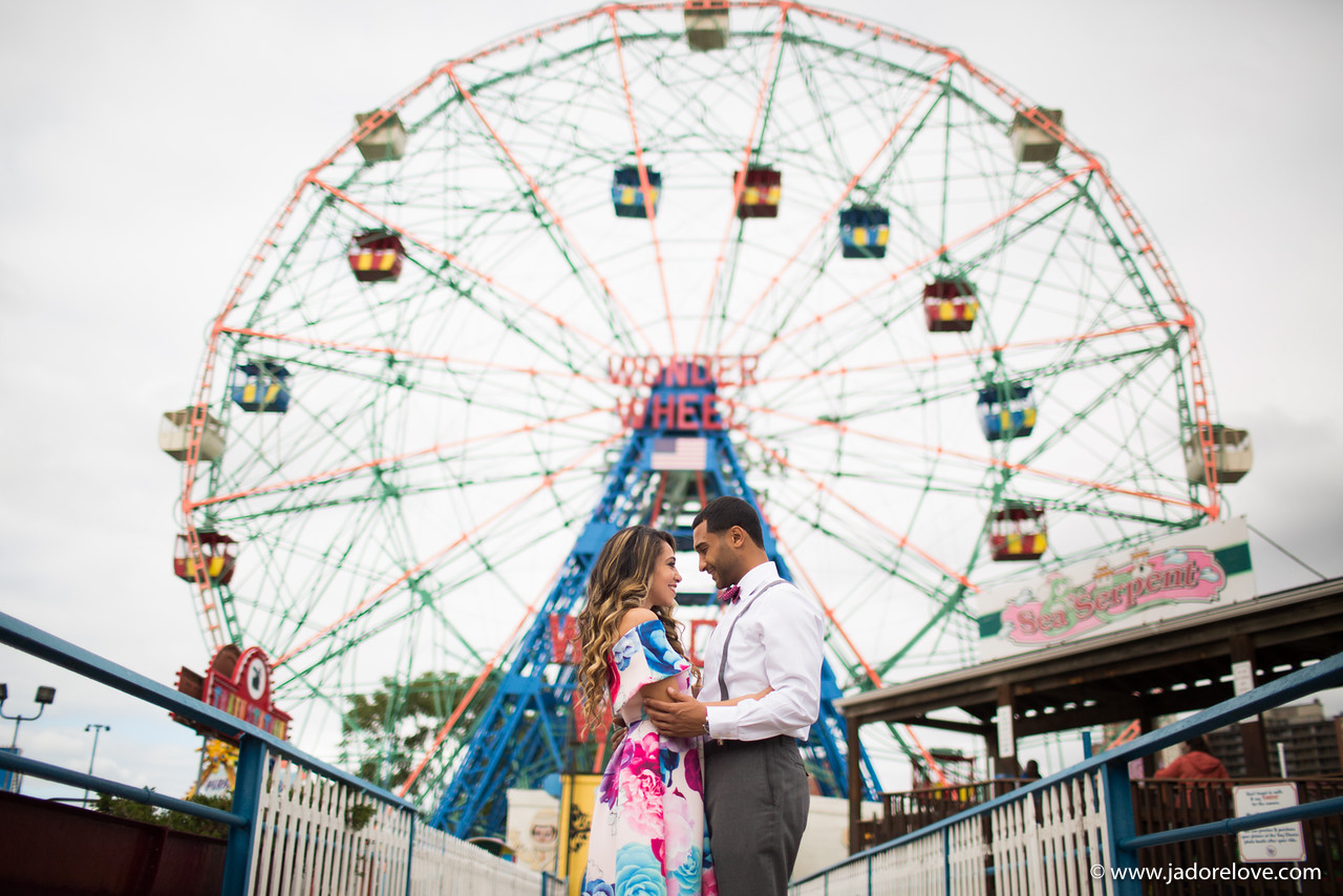 Dorable Carnival Themed Wedding Image - The Wedding Ideas ...