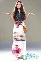 "Biodata Kathryn Bernardo sebagai Christina Charlota "" Chichay "" Tampipi"