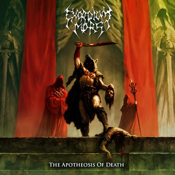 OccultBlackMetalZine: Exordium Mors/The Apotheosis Of Death