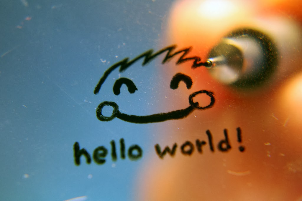 Metabolic Edge: Hello world! An introduction to myself and ...