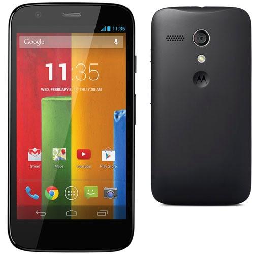 Motorola Moto G pictures