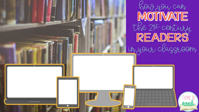 Find out how using technology in the classroom to can help promote 21st Century Skills with your readers.