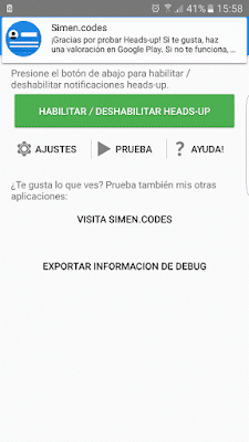 YoAndroideo.com: Heads-Up Notifications, notificaciones incluso con la pantalla apagada