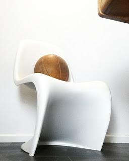 cultform design panton chair interior