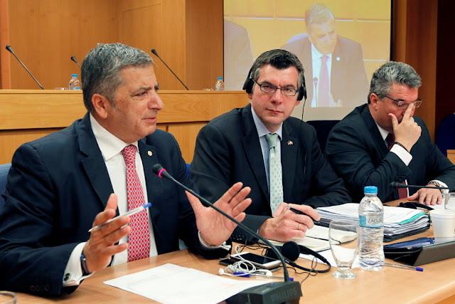 Την έναρξη των εργασιών της 6ης Ελληνογερμανικής Συνέλευσης  θα κηρύξει ο Πρόεδρος της ΚΕΔΕ Γ. Πατούλης