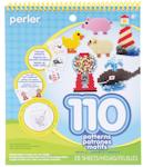 http://theplayfulotter.blogspot.com/2017/12/perler-bead-pattern-pad.html