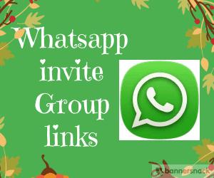 whatsapp group invite link ~ nice tech info
