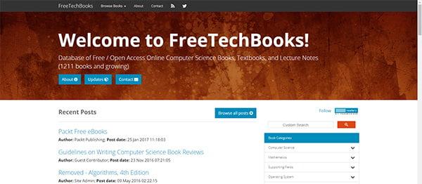 موقع من ذهب لتحميل العديد من الكتب في مجال البرمجة والتصميم والأنظمة حتى الأمن بالمجان