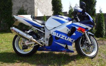 Wallpaper: Suzuki GSX-R 600