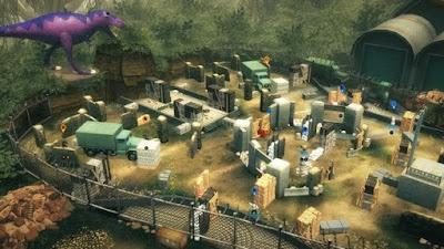 Tastee Lethal Tactics Jurassic Narc PC Game Free Download