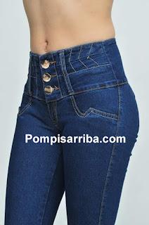 Jeans de moda 2016 tiendas de fábrica de pantalones para dama en México