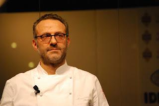 Massimo Bottura miglior chef al mondo