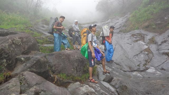 pendakian sumbing