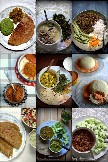 low glycemic meals by Sangeeta Khanna
