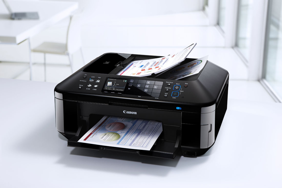 Canon MX882 Inkjet review: How to Change Canon MX882 Printer Ink Cartridges