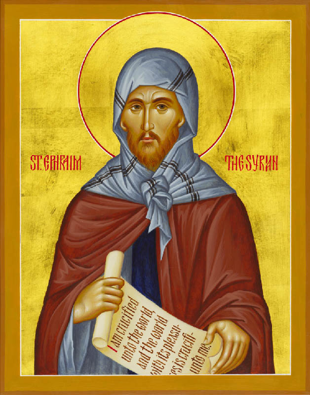 Ephrem - Theologian and Composer