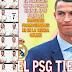 Jornal espanhol aproxima Cristiano Ronaldo do PSG