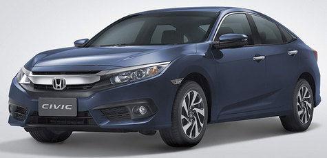 Inilah Bocoran Honda Civic Turbo Versi Terbaru