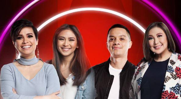 """The Voice Teens"" Philippines coaches Lea, Sarah, Bamboo, Sharon"