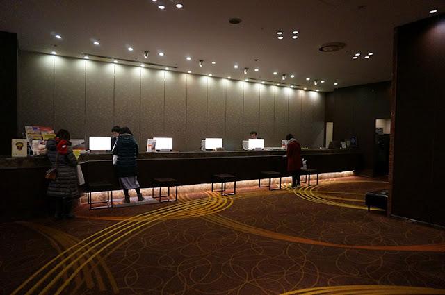 Sapporo Japan, Sapporo Jepang, Hokkaido Sapporo, ANA Hotel Sapporo