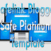 Safelink Blogger Safe Platinum Template