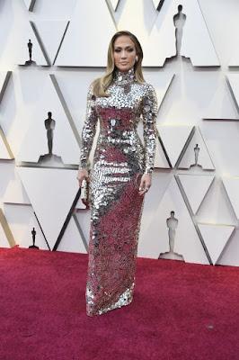 #Moda - Óscares 2019 Jennifer Lopez