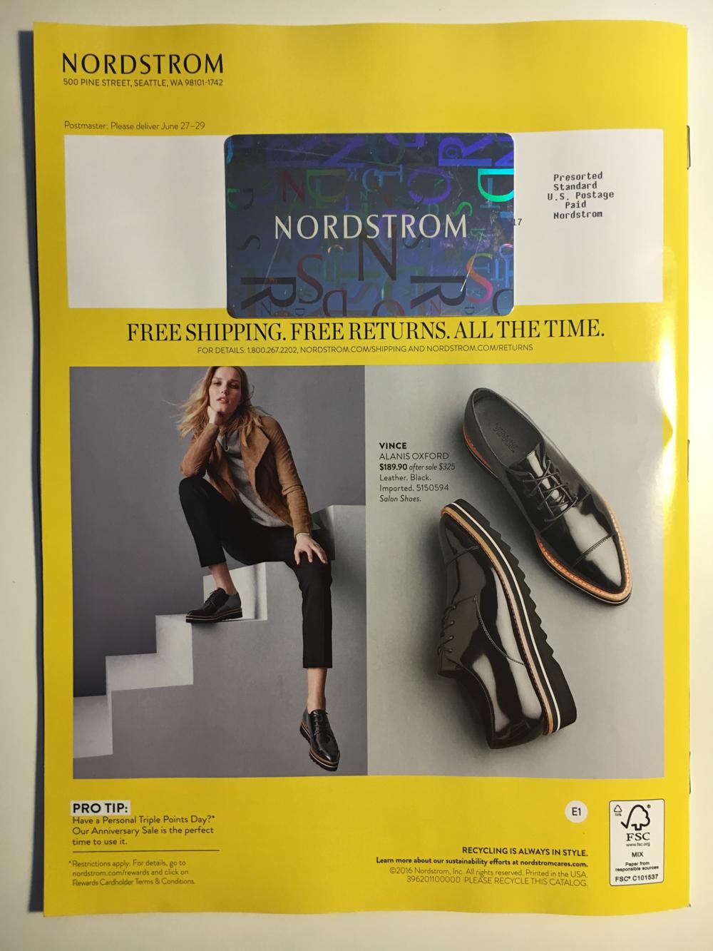 Nordstrom online shopping