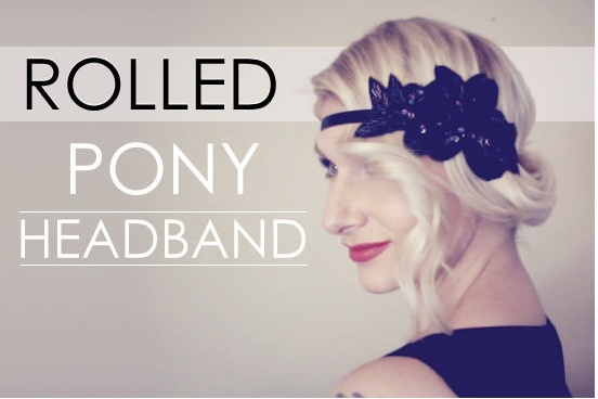 Roaring 20's 21st : 20's Inspired Hairstyles