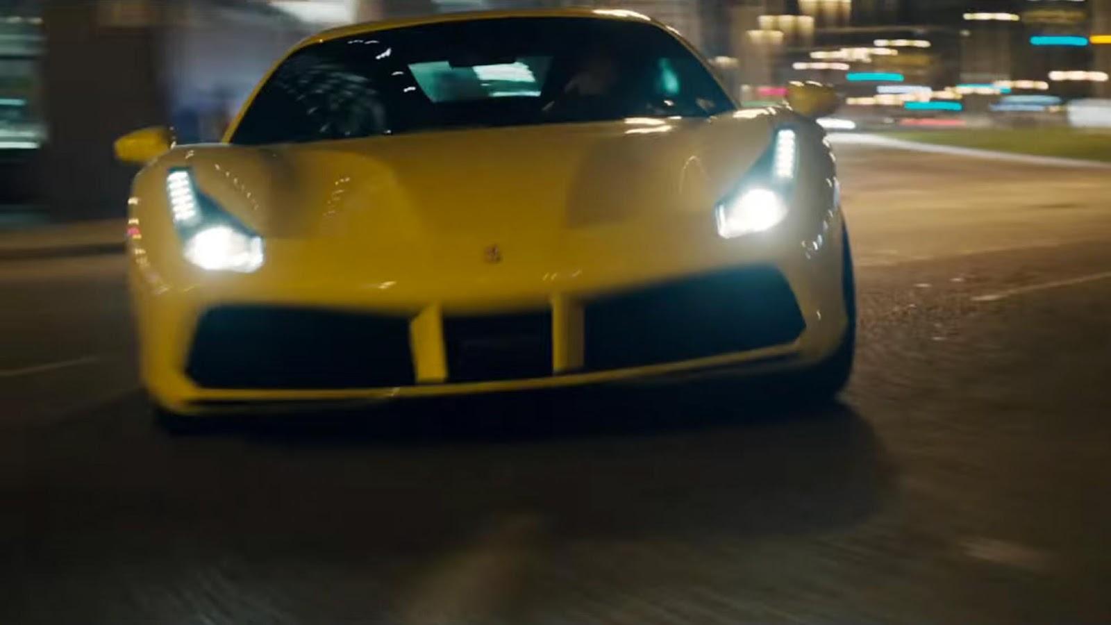 Ferrari 488 GTB bạn đang xem là bản độ siêu mạnh & siêu tốc độ