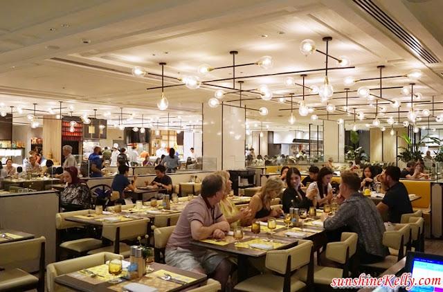 Festive Buffet, Christmas Buffet, Lemon Garden, Shangri-La Hotel Kuala Lumpur