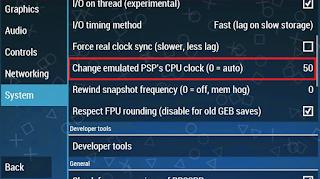 pengaturan ppsspp