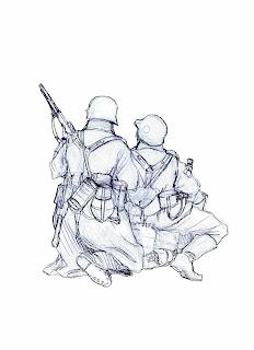 Soldados División Azul