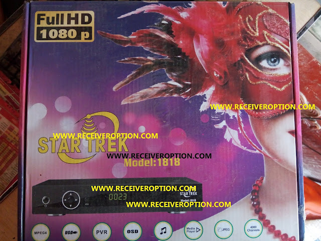 STAR TREK MODEL 1818 HD RECEIVER DUMP FILE