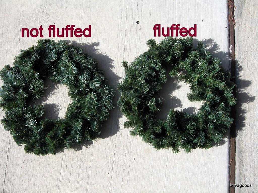 Christmas Goods An Easy Way To Hang Window Wreaths