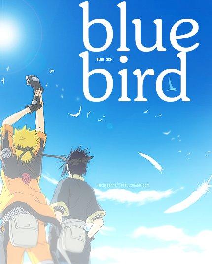 Openings Naruto Download Mp3: Blue Bird Lyrics