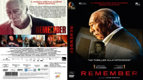 Memórias Secretas (Remember) BluRay Rip 720p | 1080p Legendado (2015)