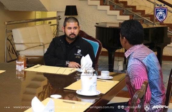 Khairy Jamaluddin Anak Jantan