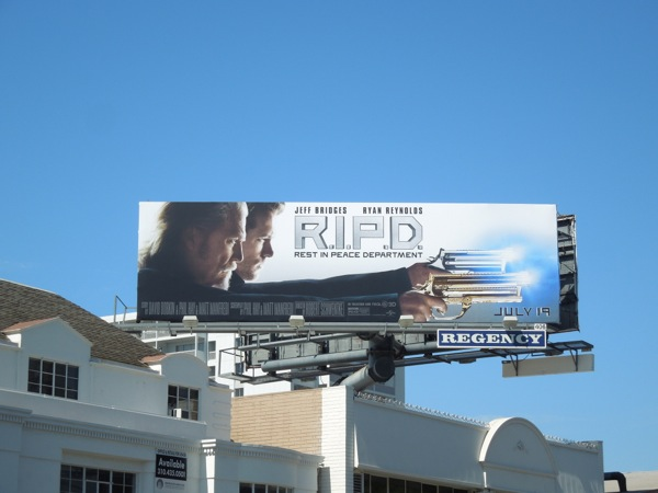 RIPD movie billboard