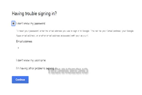 Cara Mengatasi Akun Gmail Tidak Bisa Dibuka Technoecho