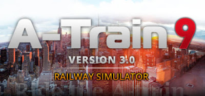 A-Train 9 V3.0: Railway Simulator (PC) 2015