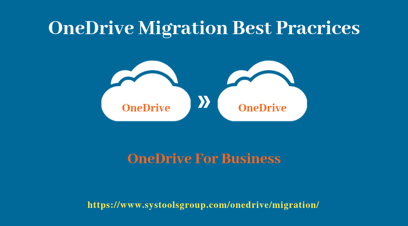 OneDrive Migration Best Practices