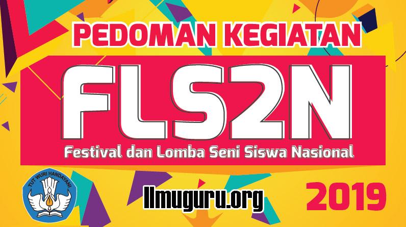 Pedoman FLS2N SMA 2019