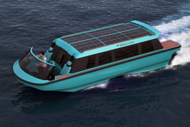 Electric Boat Concept