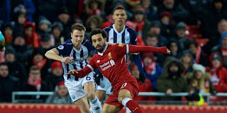 Liverpool vs West Brom Live Streaming online Today 21.04.2018 Premier League