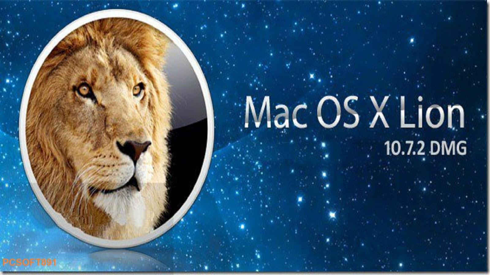 X 10.7.5 OS TÉLÉCHARGER LION