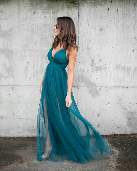 Style inspiration maxi Dress