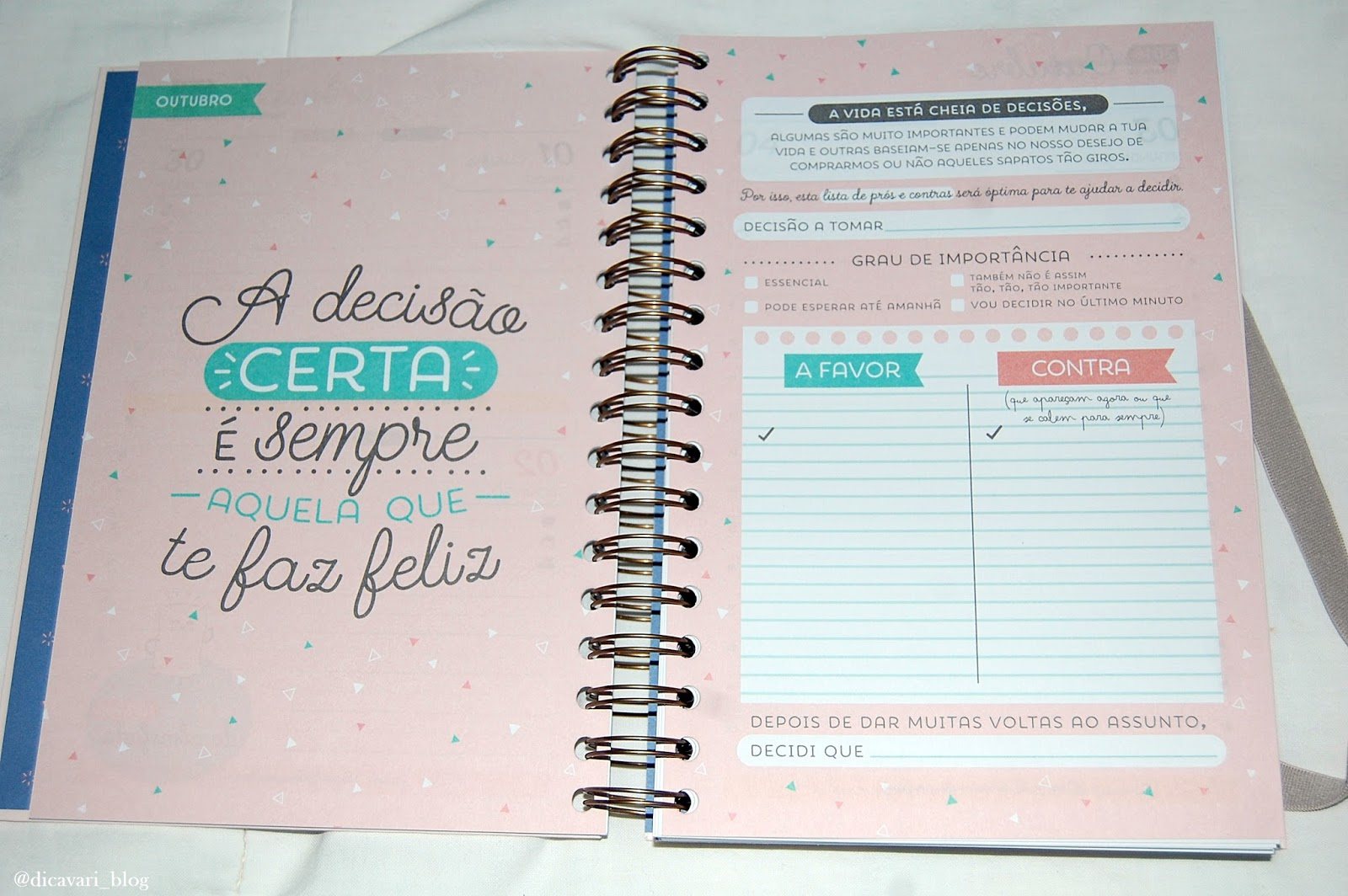 Agenda mr wonderful 2016 2017 dicavari for Agenda ministro interior